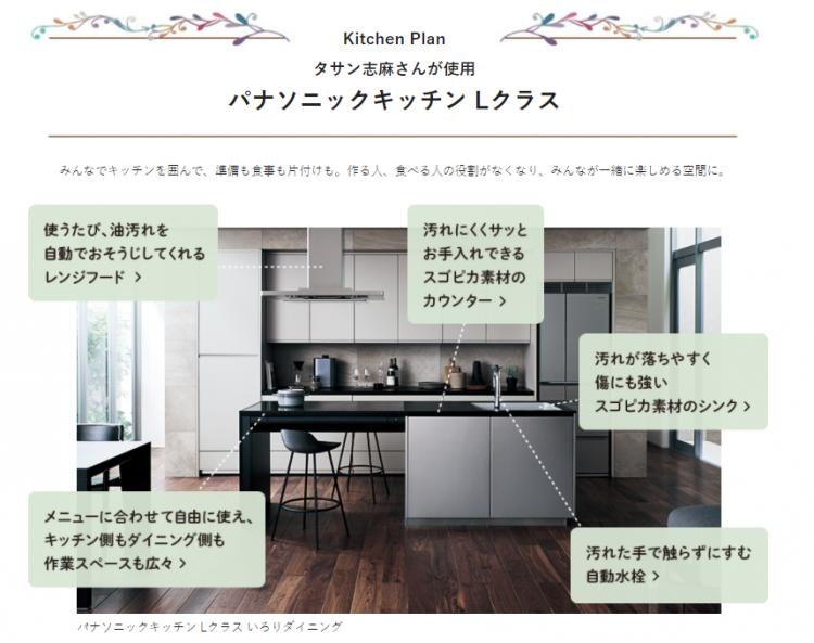 志麻さん使用キッチン