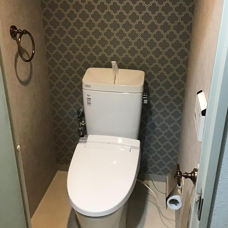 盛邸トイレアフター1