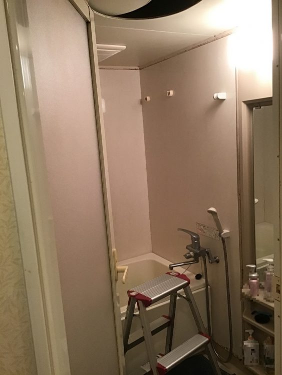 浴室 リフォーム後